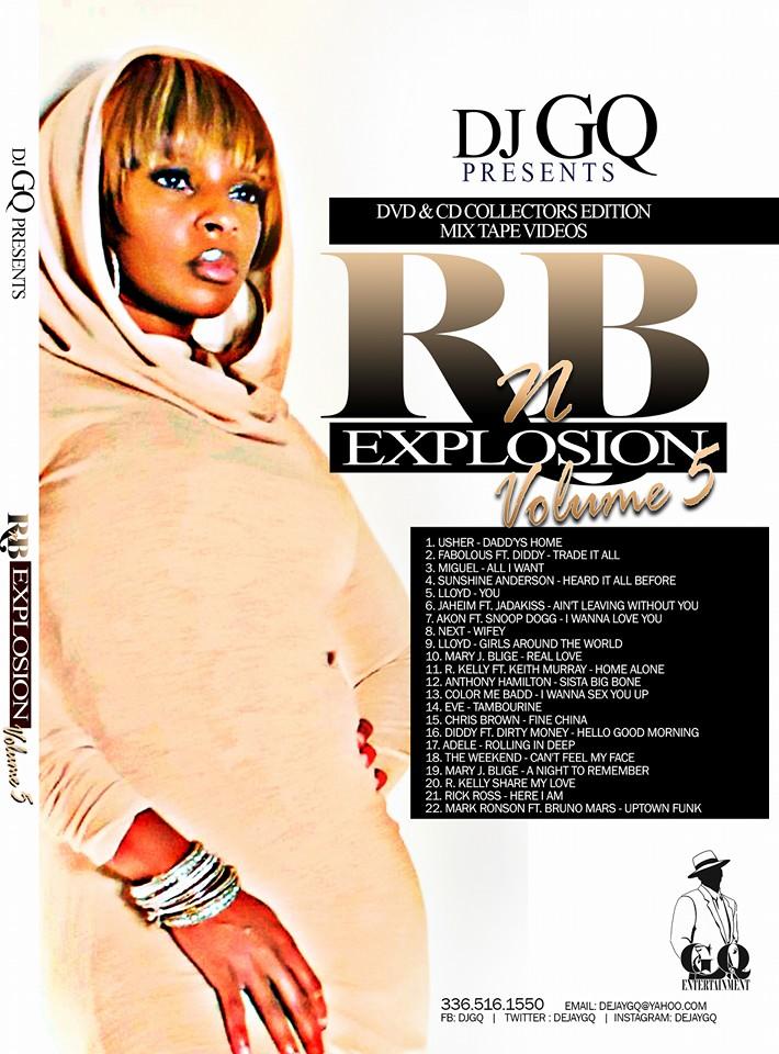 R&B Explosion Vol 5