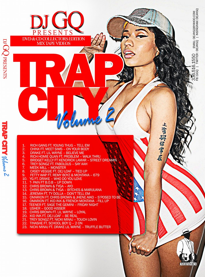 Trap City Vol 2