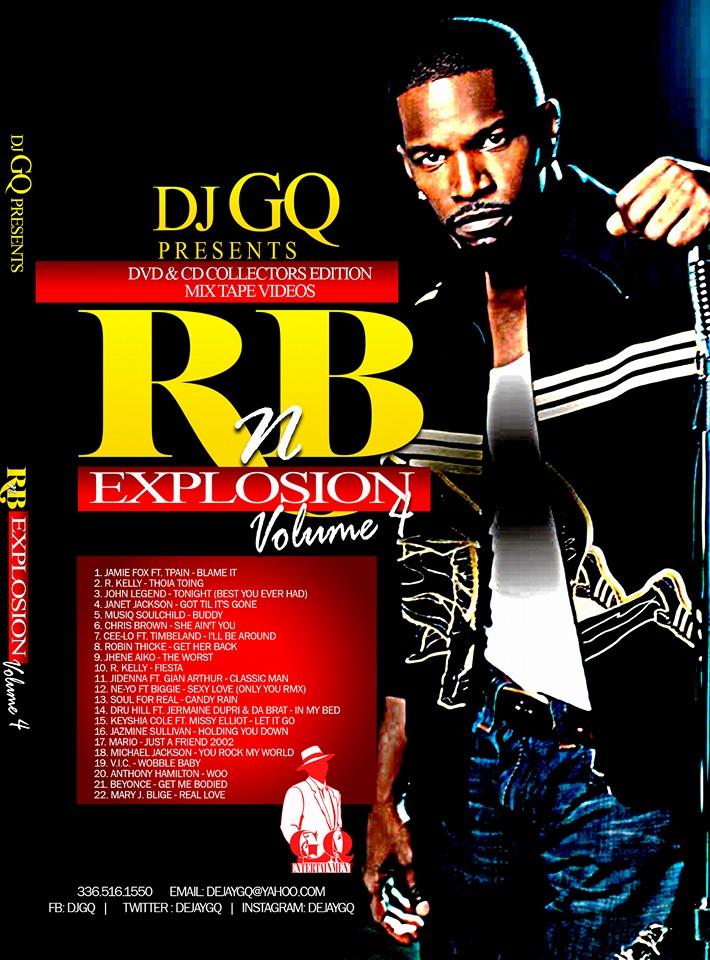 R&B Explosion Vol 4
