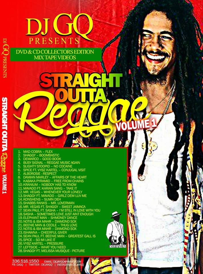 Straight Outta Reggae Vol 1