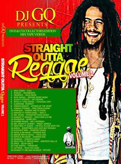 Straight Outta Reggae Vol 1