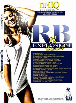 R&B Explosion Vol 3
