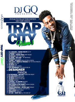 TRAP CITY VOLUME 3 DVD