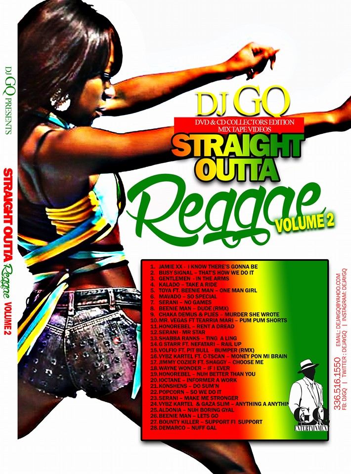Straight Outta Reggae Vol 2