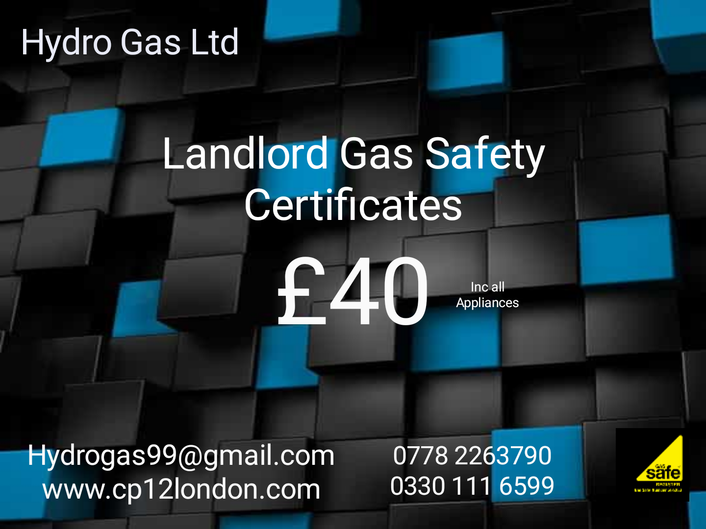 Enfield Gas Safety