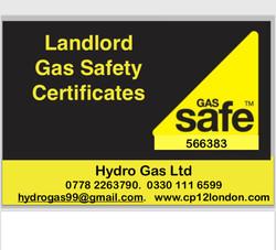 landlord gas check £40
