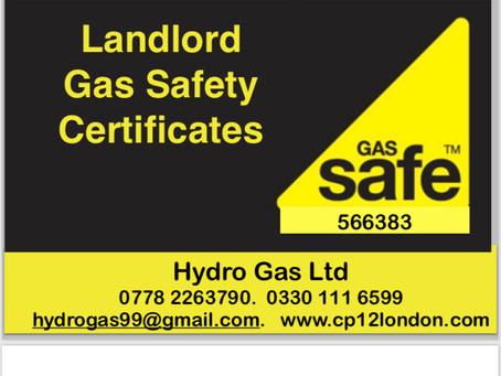 Landlord Gas Appliances