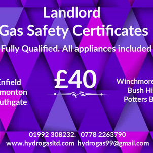 Edmonton Southgate Enfield Letting Gas Safe Check Certificate