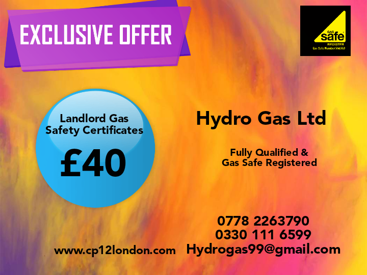 Gas Inspection enfield