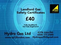 Gas Inspection Hertford