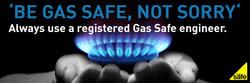 Gas Safe Bush Hill Park