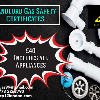 Landlord Gas Check Enfield