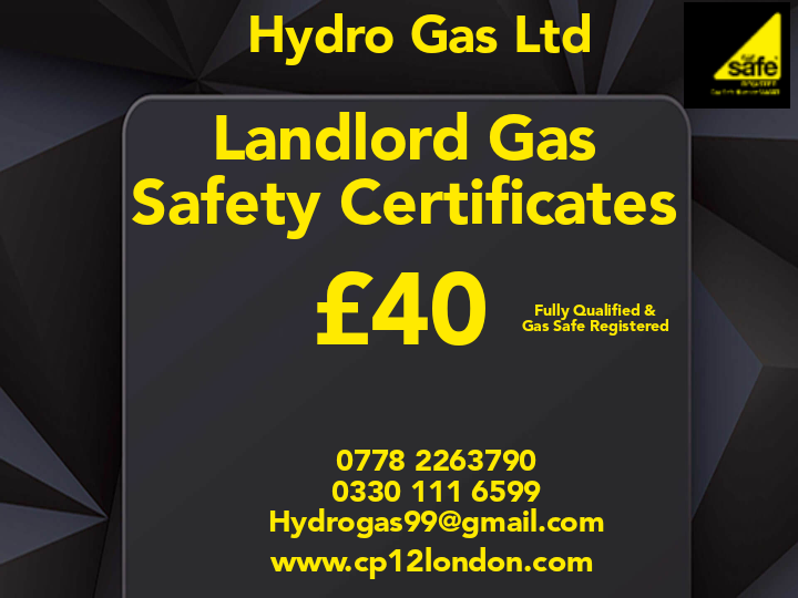 Enfield Gas Safety 01