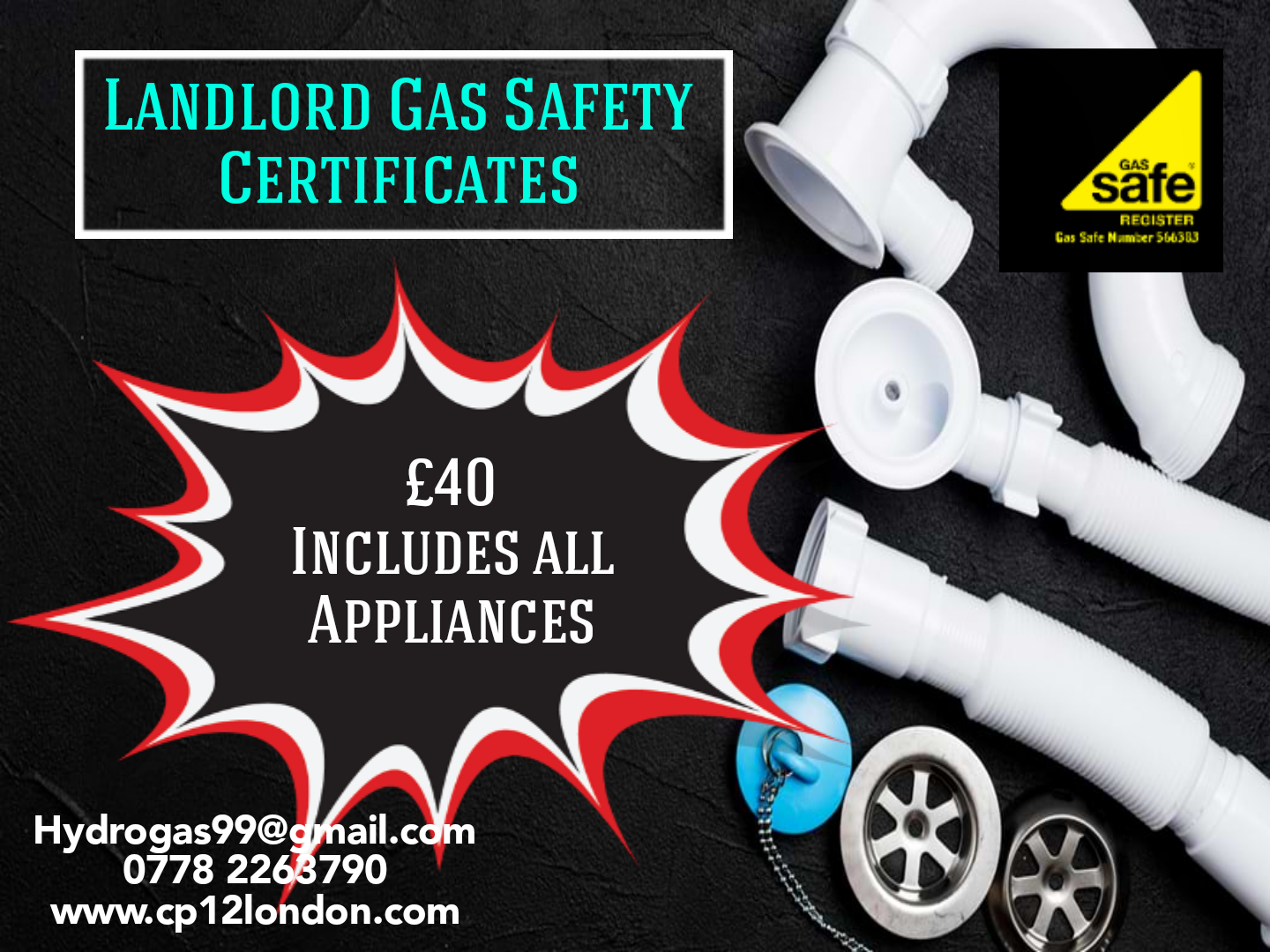 Enfield Landlord Gas Safety Inspections