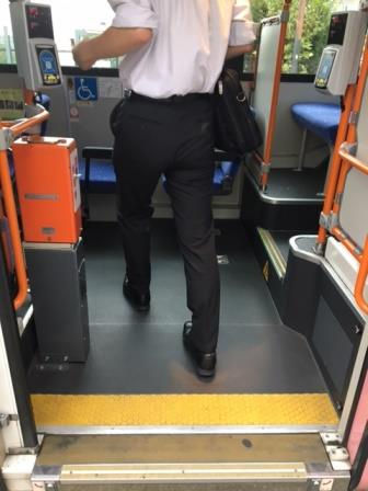 how to take the bus in Fukuoka?