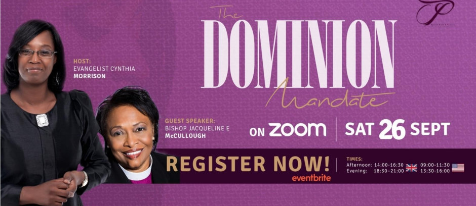 PPP 2020 'The Dominion Mandate' Virtual