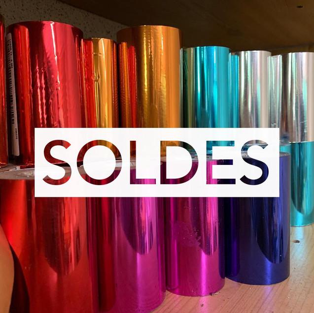 SOLDES