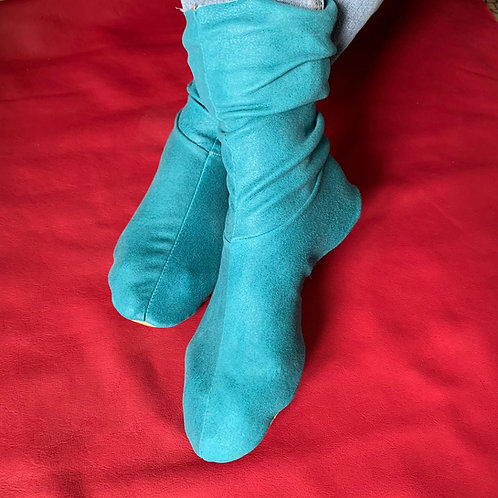 CHAUSSONS - TURQUOISE - 36/37