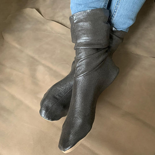 CHAUSSONS - PLOMB - 36/37