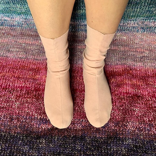 CHAUSSONS - NUDE - 36/37