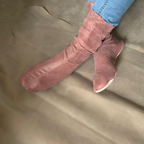 CHAUSSONS - BLUSH - 36/37