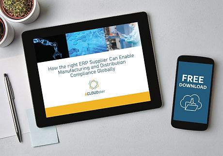 ACLOUDster_MedTech_Whitepaper_SAP Busine