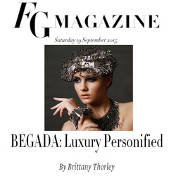 BEGADA: Luxury Personified