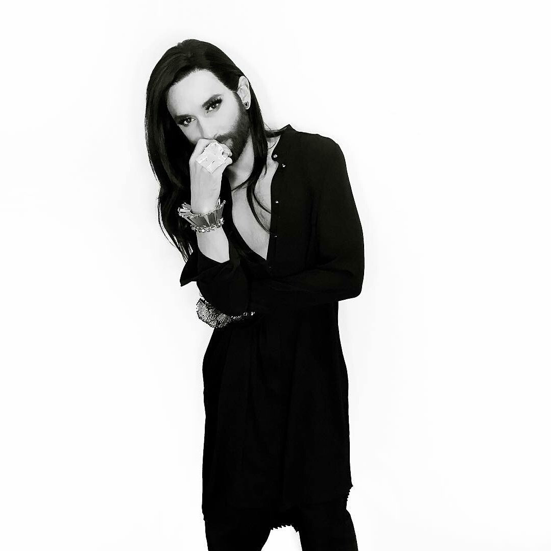 Rock Star Conchita Wurst