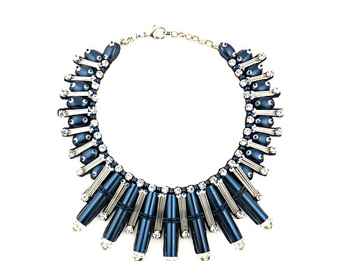BEAUTIX NECKLACE MONTANA BLUE