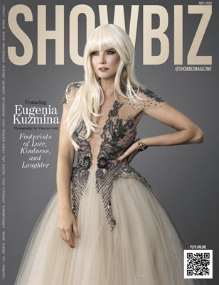SHOWBIZ MAGAZINE NOV 2020