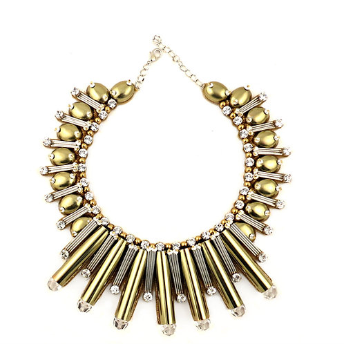 BEAUTIX NECKLACE ANTIQUE GOLD