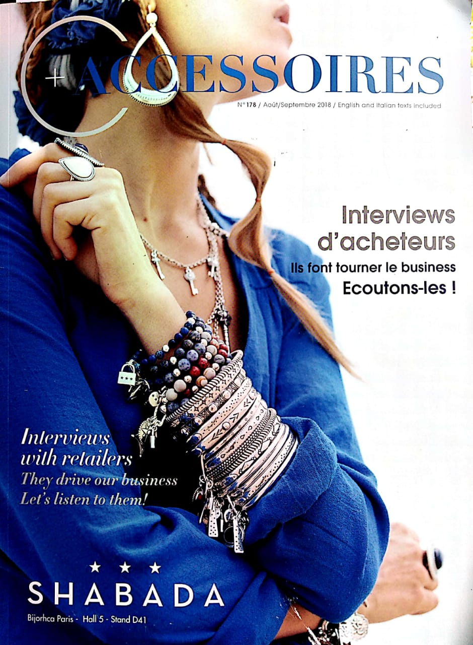 French Magazine C PLUS ACCESSORIES