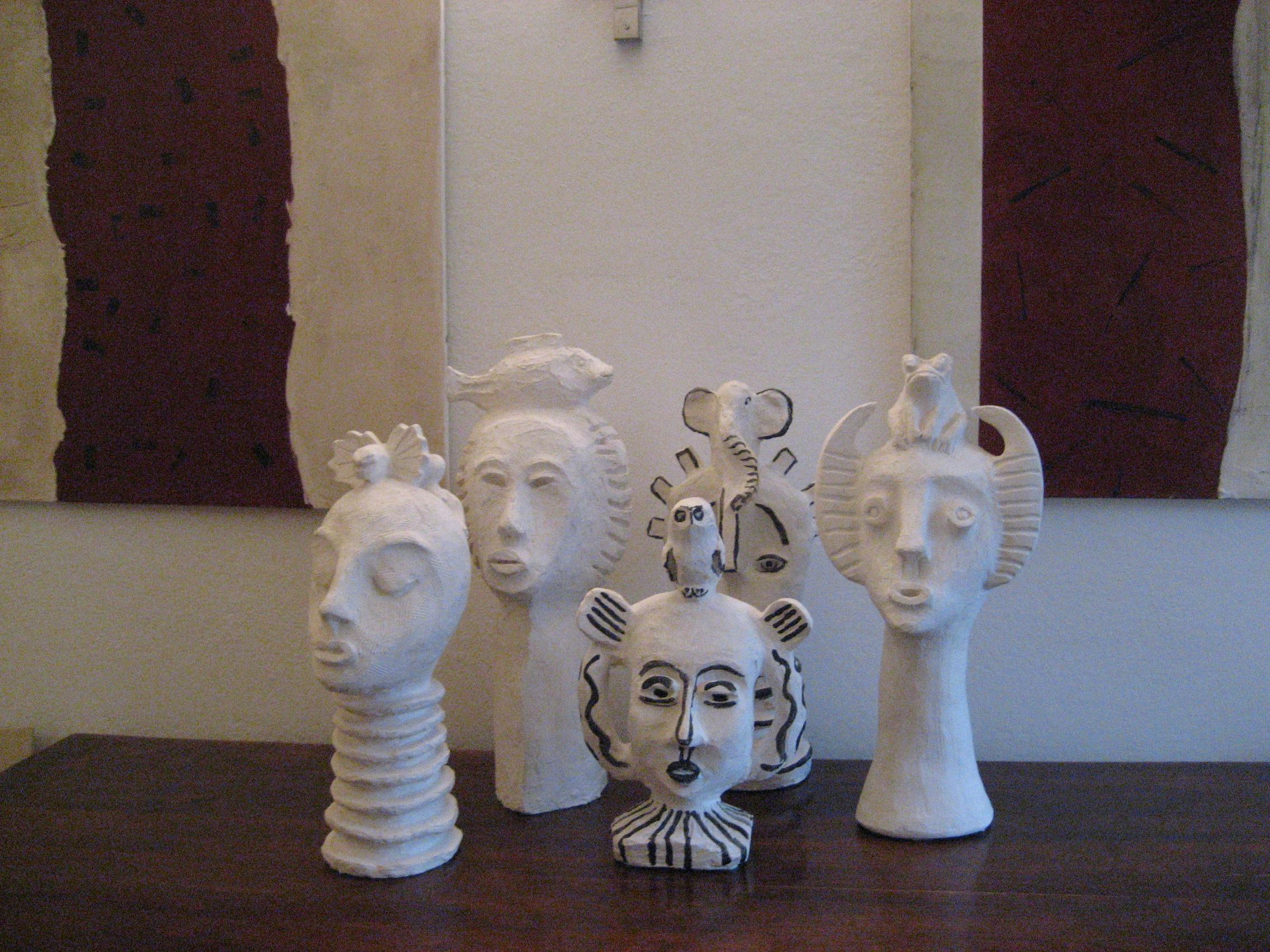 Bilder & Skulpturen 2008 102