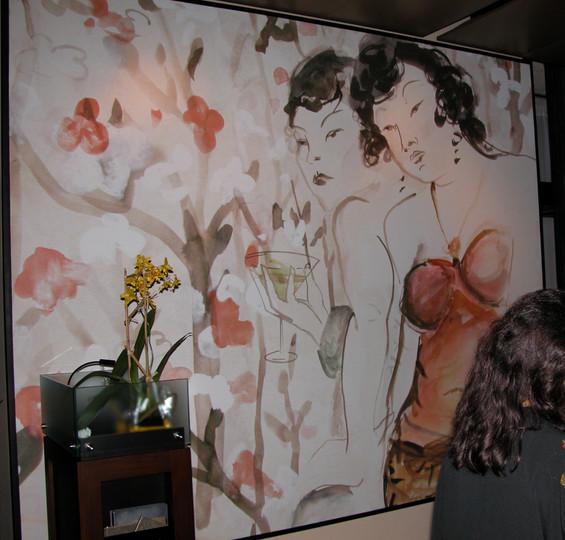 Mural - Toku Restaurant