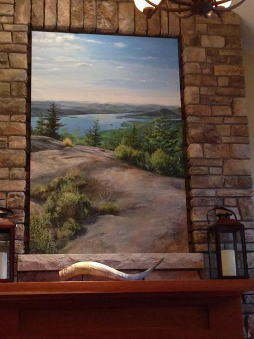 Buck Mountain overlook