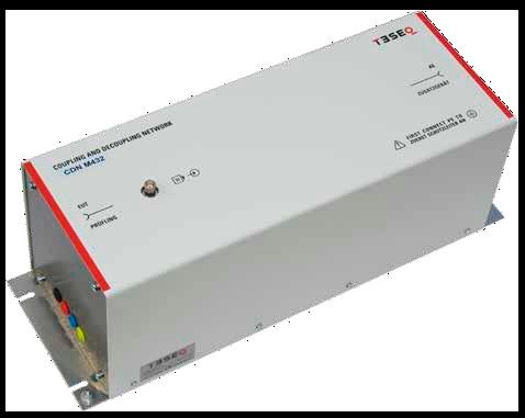 устройство связи/развязки УСР TESEQ CDN-M4 типа