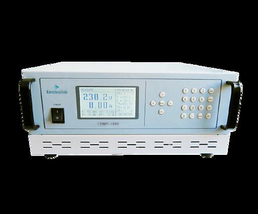 Испытательный генератор постоянного магнитного поля ГПМП-1000