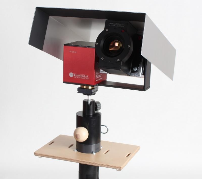 Инфракрасная видеокамера, устойчивая к воздействию электромагнитных полей напряженностью до 200В/м