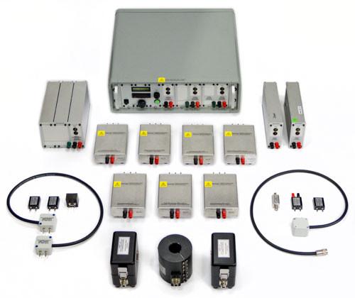 Solar Electronics 2654-2 - Модульный испытательный генератор для имитации непрямого воздействия разрядов молний RTCA/DO-160E/F/G, раздел 22