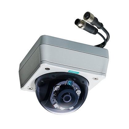 Купольная видеокамера MOXA P16-2MR