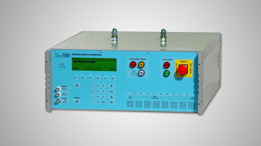 комбинированный испытательный ЭМС генератор 12кВ