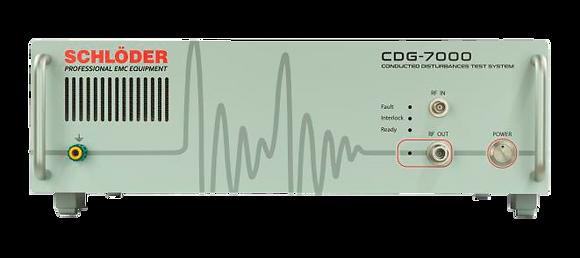 Компактная испытательная установка ВЧ кондуктивных помех Schloder