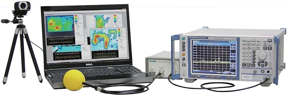 Система визуализации электромагнитного поля