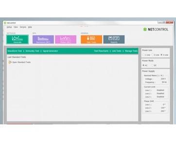 Интерактивная настройка параметров UCS 500N5