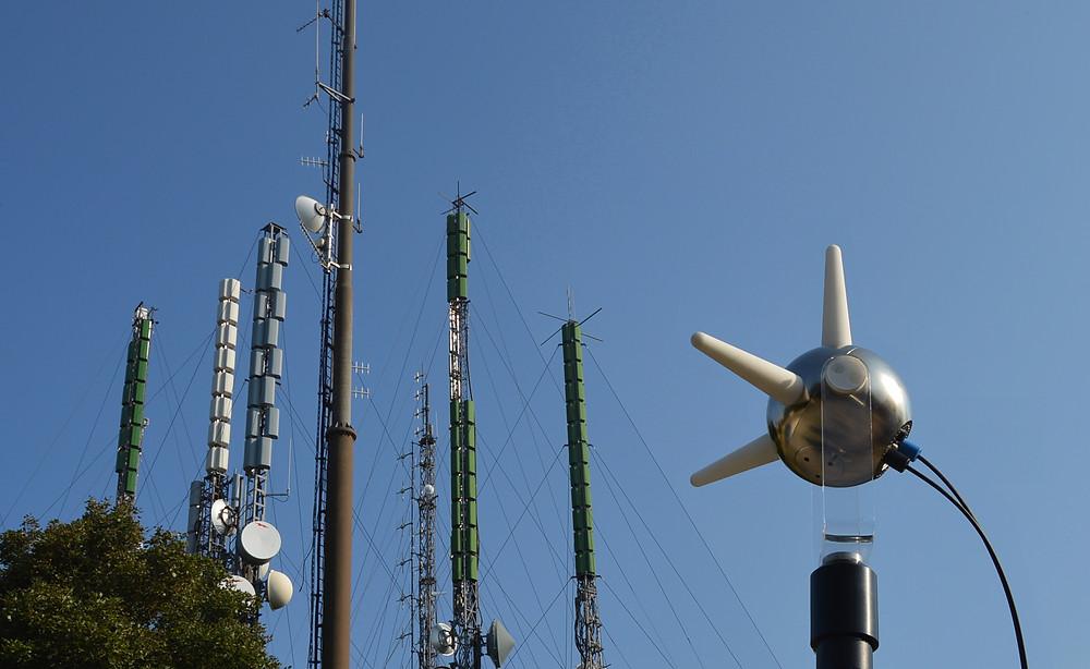 Измерение электромагнитного загрязнения