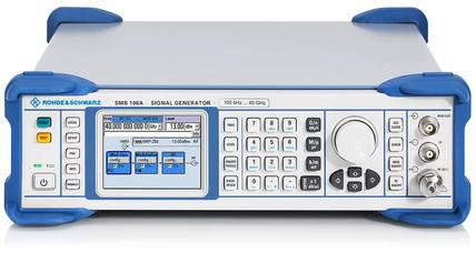 signal senerator R&S SMB100A