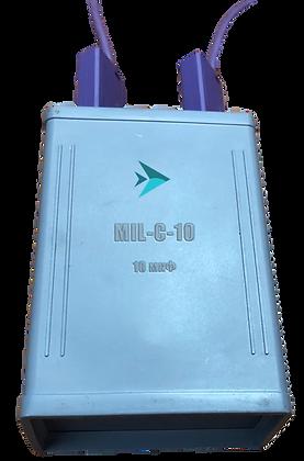 Конденсатор развязки 10мкФ для 6601 MIL DO-160