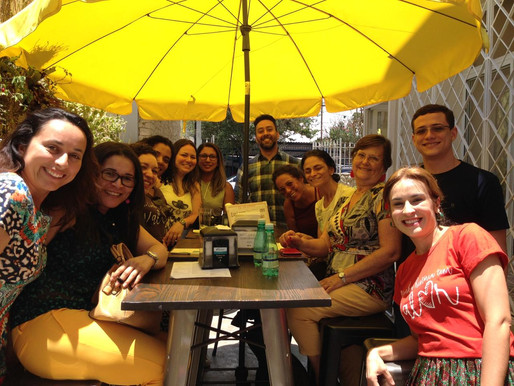 EscutAção no São Paulo Tech Week