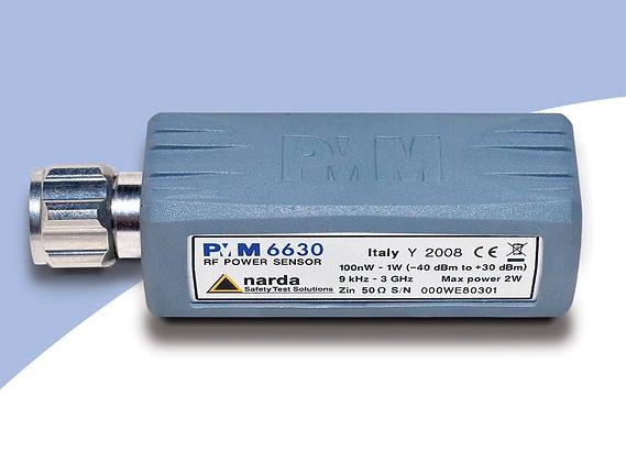 Преобразователи мощности Narda PMM 6630