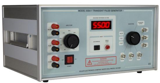 Solar Electronics модель  9354-1/2 - Импульсный генератор переходных процессовГОСТ РВ 6601- 001 (CS116)